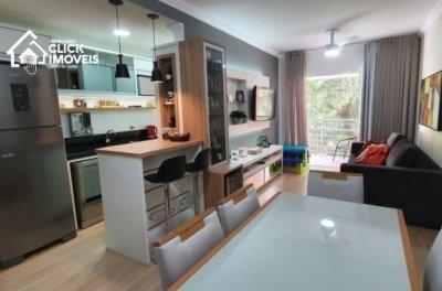 Apartamento Mobiliado no bairro Vila Nova