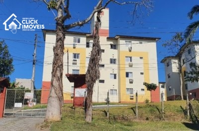 Apartamento com 2 dormitórios no Residencial Bahia no bairro Salto Weissbach.
